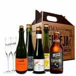 Kit Presente Dia dos Pais Cervejas de Luxo