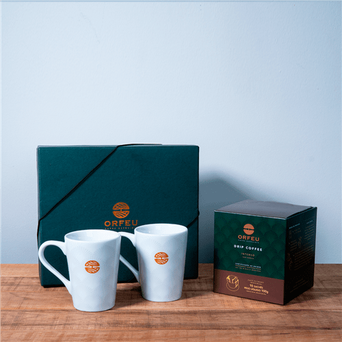 Kit Presente Drip Coffee - para 2
