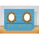 Kit Profissional Espelhos Azul