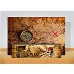 Kit Profissional Mapa do Tesouro Pirata 01
