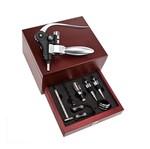 Kit Profissional para Vinho 8 Peças Euro ZR6162010