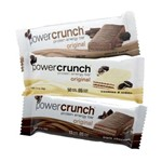 Kit 3 Proteínas Power Crunch 1 Mocha & Crème + 1 Cookies Créme + 1 Triple Chocolate - Bnrg