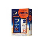 Kit Protetor Solar Nivea Sun Protect & Hidrata + Kids Sensitive