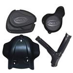 Kit Protetores Crf 230 Tampas + Quadro + Carter