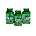 Kit 3 Psyllium Unilife Psylliumax 60 Cápsulas