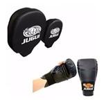 Kit Punch Fitness - Aparador de Soco + Luva Bate Saco
