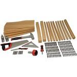 Kit Real Construction Pro com 129 Peças - Dtc