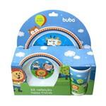 Kit Refeição Happy Friends - Buba Baby