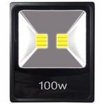 Refletor 100w Ip66 Forte Iluminação Estacionamentos Carros