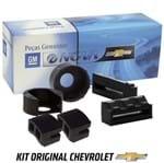 Kit Reparo e Batente Tampa Traseira Kit466 S10