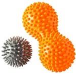 Kit Rolo e Bola de Massagem Vp1059 Vollo