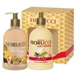 Kit Sabonete Líquido Fiorucci Vanilla 500ml + Loção Hidratante Vanilla