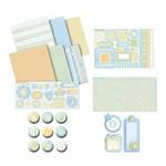 Kit Scrap Completo Bebe Menino Sca2110v Tec