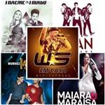 Kit Sertanejo - Maiara & M, Thaeme, Luan, Wesley e Munhoz