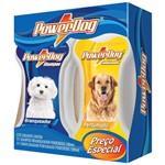 Kit Shampo para Cães Branqueador + Cond Powerdog 500 Ml