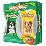 Kit Shampo para Cães Citronela + Cond Powerdog 500 Ml
