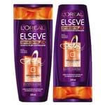 Kit Shampoo + Condicionador L'Oréal Paris Elseve Supreme Control 4d Kit