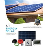 Kit Solar 1,6kW de 320W ON GRID Elgin