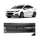Kit Soleira Chevrolet Cruze Elegance Premium 2012 a 2015 4 Portas