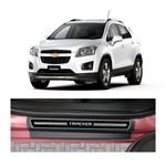 Kit Soleira Chevrolet Tracker 2014 4p Elegance Premium
