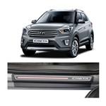 Kit Soleira Hyundai Creta 4p Carbono