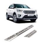 Kit Soleira Hyundai Creta Inox 4p