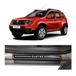 Kit Soleira Renault Duster Elegance Premium 2015 4 Portas