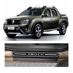 Kit Soleira Renault Duster Oroch 2018 4p Elegance Premium