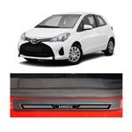 Kit Soleira Toyota Yaris 4p Elegance Premium