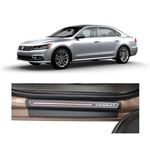 Kit Soleira Volkswagen Passat 2018 4p Carbono