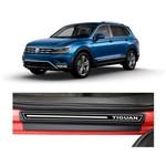 Kit Soleira Volkswagen Tiguan 2018 4p Elegance Premium