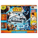 Kit Star Wars Command Millennium Falcon Hasbro
