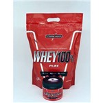Kit Super Whey Morango 100% 900g + Creatina 150g