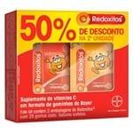 Kit Suplemento de Vitamina C Redoxitos 25 Gomas