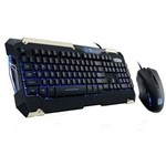Kit Teclado e Mouse Thermaltake Commander
