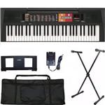 Kit Teclado Musical Yamaha Psr-f51