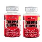 Kit Termogênico Body Action 2 - Thermo Abdomen - 120 Tabletes (Emagrecimento Total Rapido)