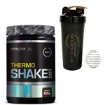 Kit THERMO SHAKE DIET 400G Chocolate + Coqueteleira 600ml com Mola