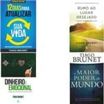 Kit Tiago Brunet - 4 Livros