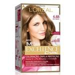 Kit Tintura Imédia Excellence L'Oréal Mel Tabaco 6.88