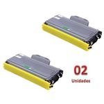 Kit 2 Toner Similares TN360 TN330 TN2150 TN-360 TN-330 TN-2150 Compatível Brother DCP7040 HL2140 MFC7320 DCP7030 DCP7030R HL2150 HL2150N HL2170 HL2170W MFC7440 MFC7440N MFC7840