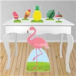 Kit Totem Display Chão e Mesa - Flamingo - Tot212