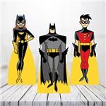 Kit 3 Totens Mesa - Batman - Tot264