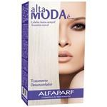 Kit Tratamento Desamarelador Alta Moda com Shampoo + Creme de Tratamento