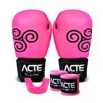 Kit Treino Boxe Cau Saad Acte Sports