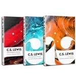 Kit Trilogia Cósmica - C S Lewis