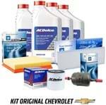 Kit Troca de Óleo 5w30 Sintético com Todos Filtros Kit509 Corsa Classic /monta