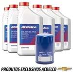 Kit Troca de Óleo e Filtro 20w50 4.3 V6 Kit342 S10 /blazer