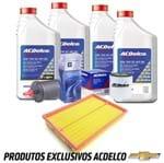Kit Troca de Óleo e Filtros 1.0 1.4 Spe/4 Kit248 Prisma /onix