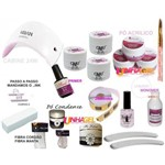 Kit Unhas Gel Cabine Sun